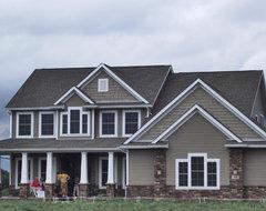Burbank Model Home traditional-exterior
