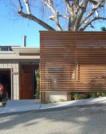 Buttrick Wong Architects modern-exterior