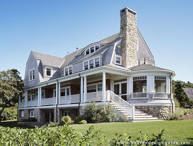 C H Newton Builders Custom Homes In Boston Falmouth