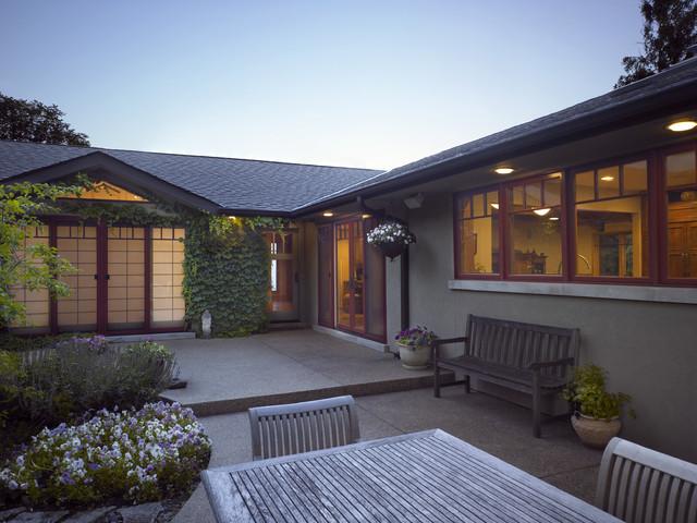 california dreaming - the exterior eclectic-exterior