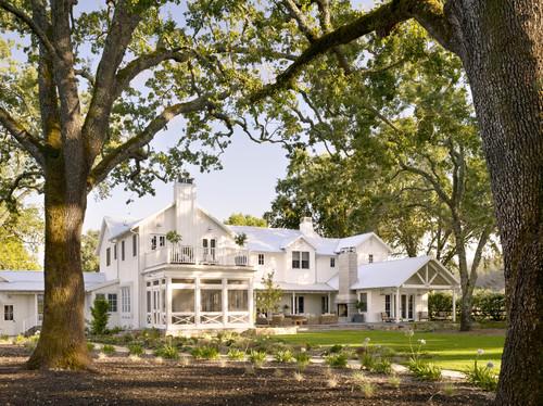 Calistoga Farm House
