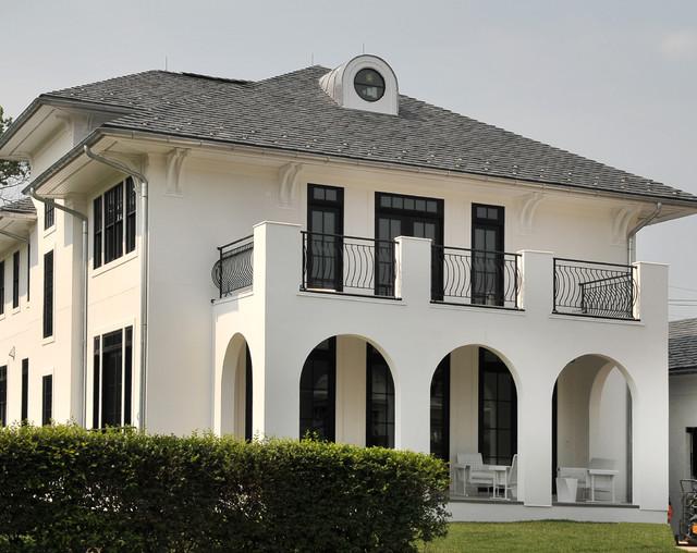 Camara Slate Roof With Zinc Gutters Lcc Dormer Modern