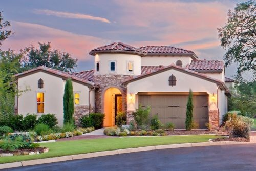 Sitterle Homes Cibolo Canyons Canas By Sitterle Homes