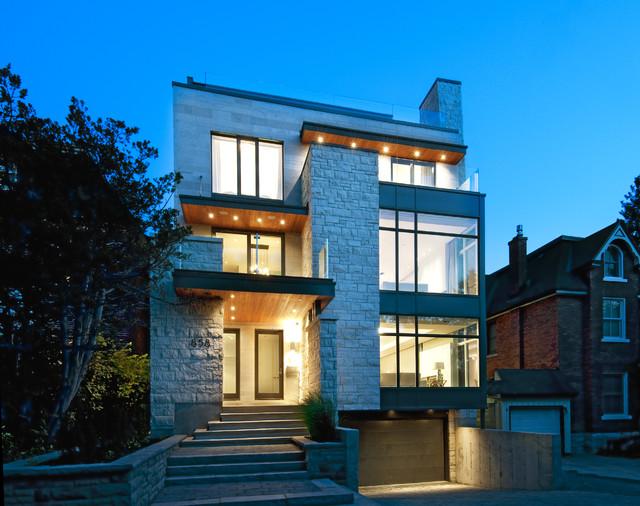 Canal Homes Condos Contemporary Exterior Ottawa