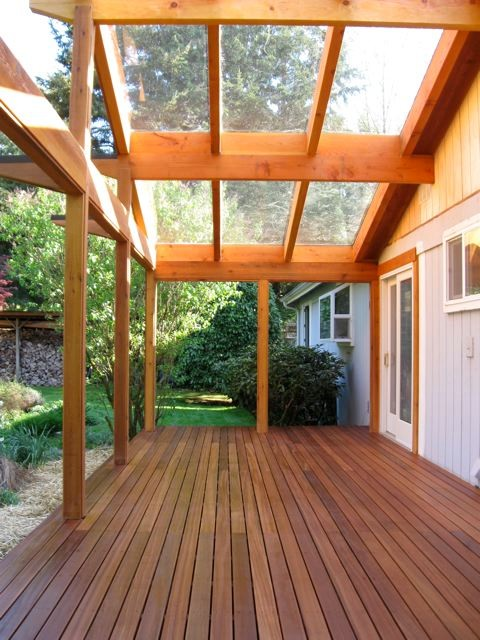 Canopies Amp Porch Covers Contemporary Exterior