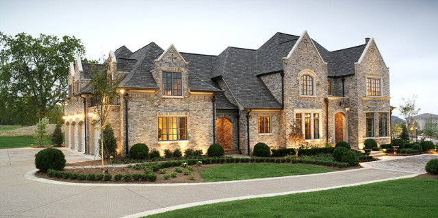 Castle homes images galleries with a for Custom castle builders