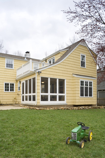 Cape cod addition exterior traditional exterior for Cape cod exterior design