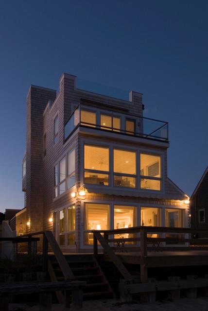 cape cod modern contemporary-exterior