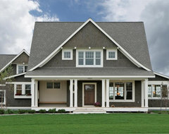 Cape Cod Shingle Style traditional-exterior