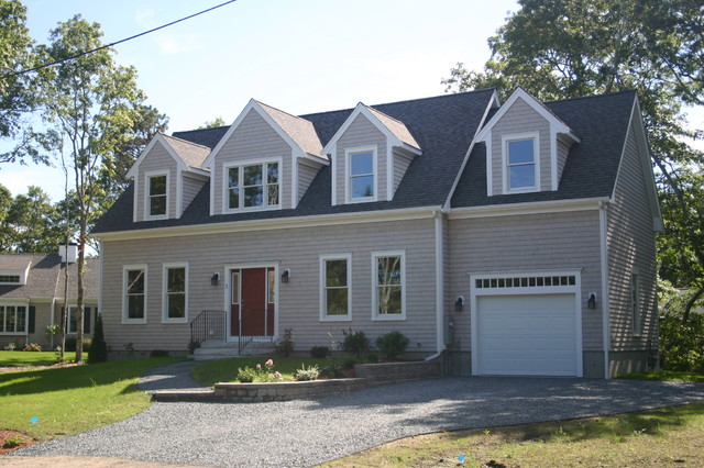 Cape Cod Style Homes Traditional Exterior Providence By Beacon Home D