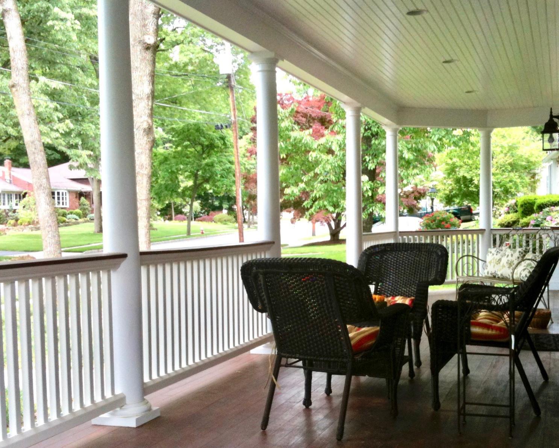 Cape Expansion - Front Porch