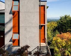 Capitol Hill contemporary-exterior