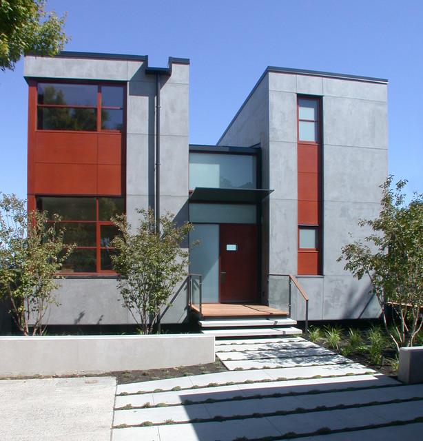 Capitol Hill modern-exterior