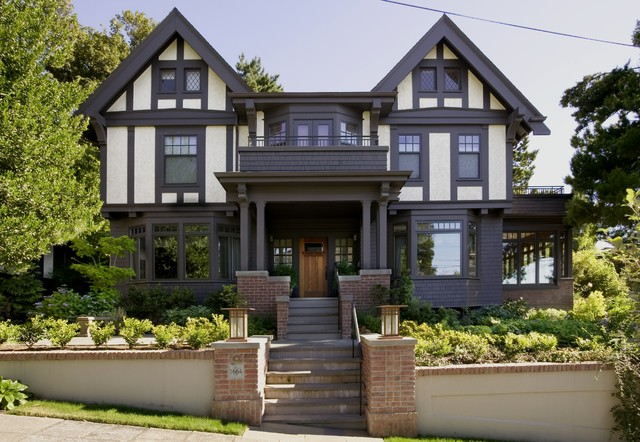 Capitol Hill Renovation Craftsman Exterior Seattle