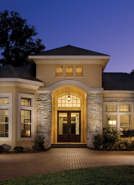 Carlisle 1100 Traditional Exterior Tampa By Arthur