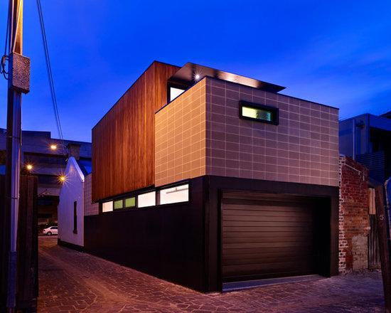 Modern gable roof home design ideas photos - Modern gable roof designs ...