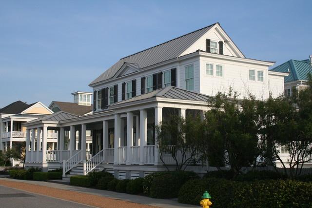 New carolina island house plan