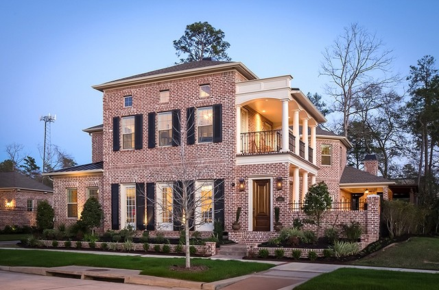 Carruthers residence traditional-exterior