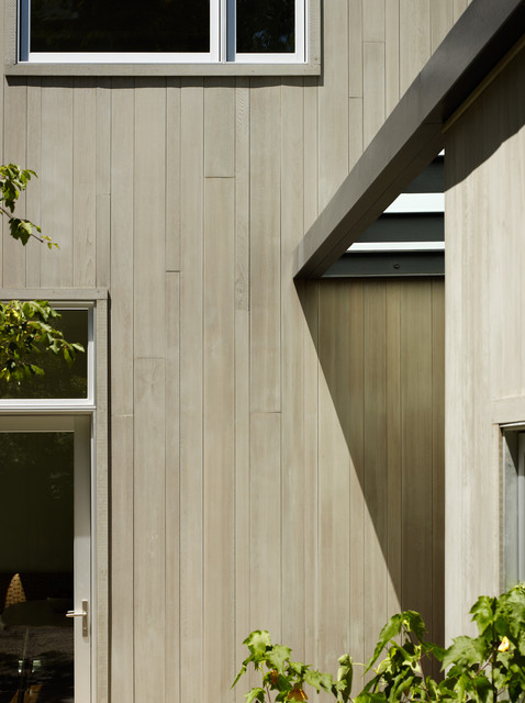 Cary Bernstein Architect Potrero House transitional-exterior
