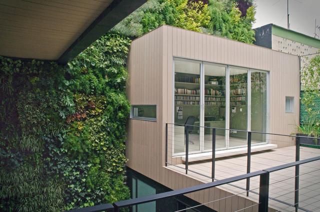 Casa CorManca contemporary-exterior