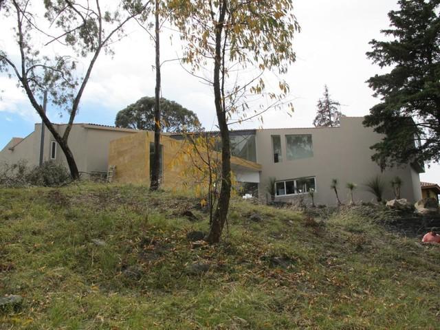 Casa Encino eclectic-exterior
