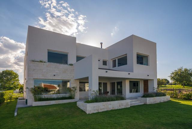 CASA ESAN contemporary-exterior