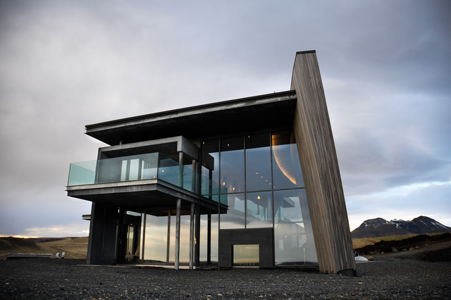 Casa G vacation House, Iceland contemporary-exterior