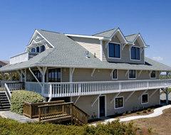 Casa Grande eclectic-exterior