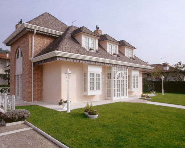 casa stile inglese