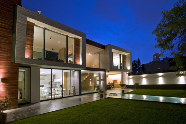 Casa V contemporary exterior