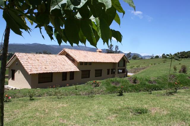 Casa Valderrama traditional-exterior