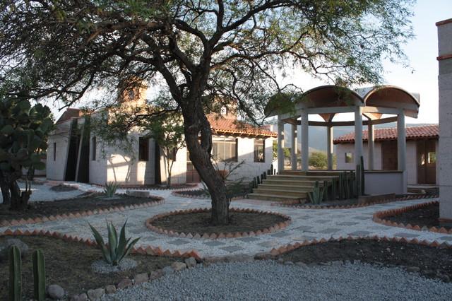 Casas De Campo San Miguel De Allende Eclectic Exterior