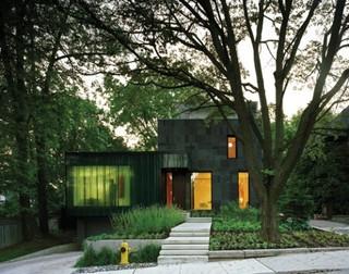 Cascade House Modern Exterior Design, Modern Exterior Design, Exterior Design