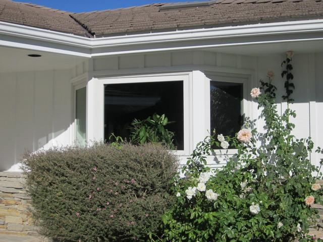 Casement Windows traditional-exterior