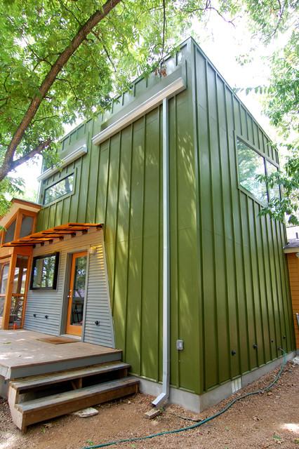 Casey Kitchen contemporary-exterior