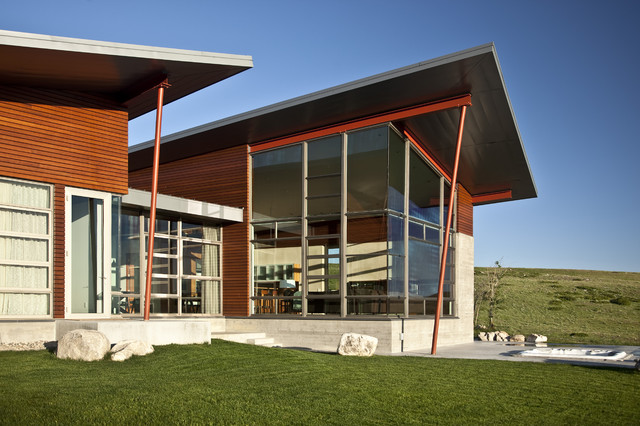 Krmpotich Residence contemporary-exterior