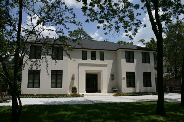 Cast Stone Projects Contemporary Exterior Houston By The Ark Cast Stone