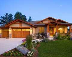 Castle Rock Craftsman Home craftsman-exterior