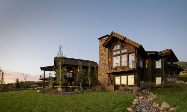 Catamount Ranch traditional-exterior