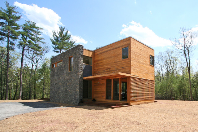 Catskill SUBurban exterior modern-exterior