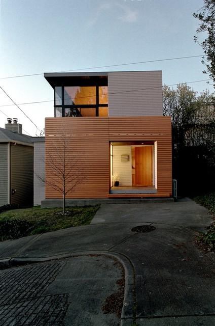 Cavehill modern-exterior
