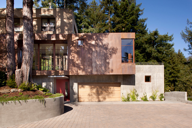 Ccs architecture mill valley ca modern exterior for Mill valley architects
