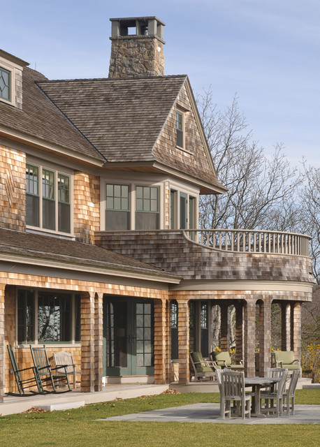 Cedar Bluff traditional exterior