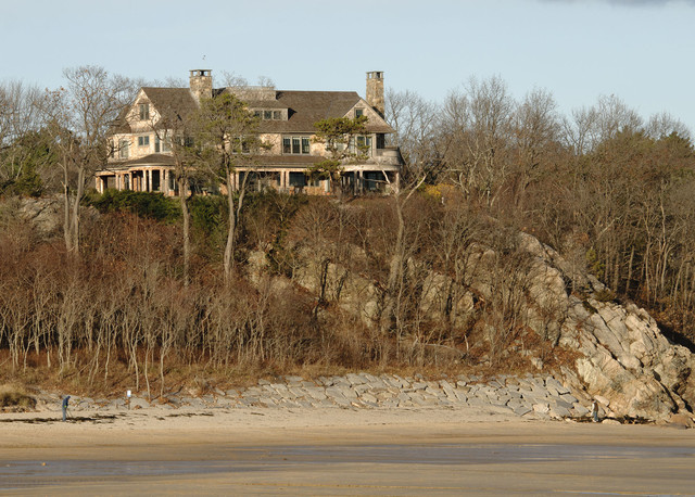 Cedar Bluff beach-style-exterior