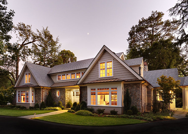 Cedar Lane traditional exterior