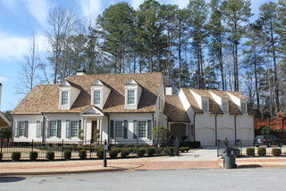 Cedar Shake Roof Replacement - Traditional - Exterior - atlanta - by ...