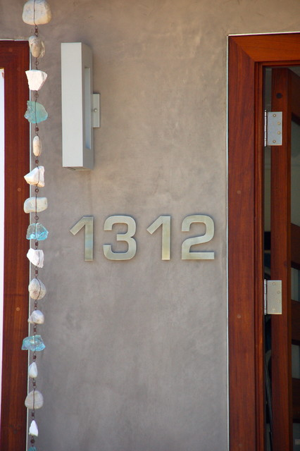 Cedar Street Residence contemporary-exterior
