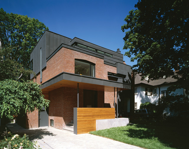 Cedarvale Residence contemporary-exterior