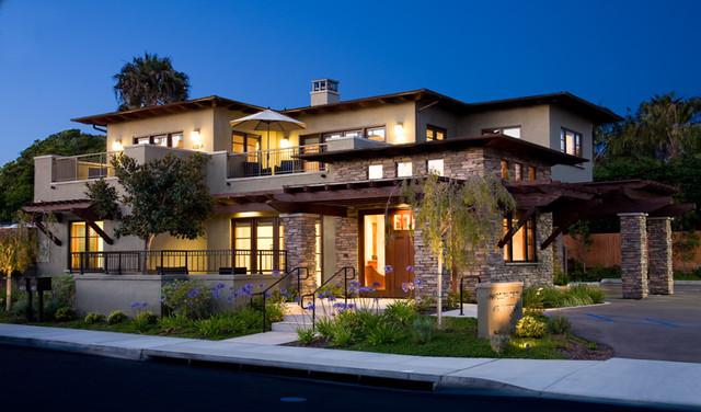 Cedros Building eclectic-exterior