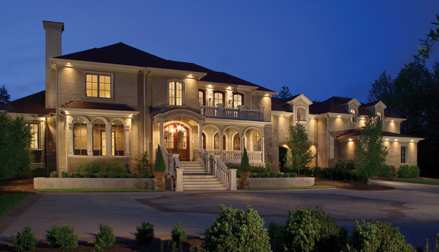 Celebrity Homes Traditional Exterior Nashville By